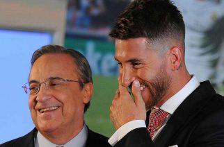 Perez problemem Realu? Starł się z Ramosem, ten zagroził odejściem