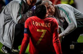 """Kontuzja? Ronaldo sam wyznaczył datę powrotu. """"Znam swoje ciało"""""""