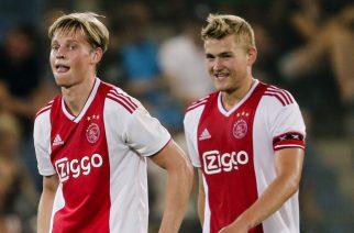 Przewidzieli wszystko. De Jong i de Ligt jak bliźniaki z nadprzyrodzonymi mocami
