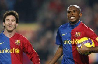 Przygoda pełna sukcesów. Samuel Eto'o kończy piłkarską karierę!