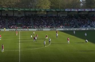 Chciał oddać piłkę, strzelił gola. Pokaz lekcji fair play w duńskiej lidze!