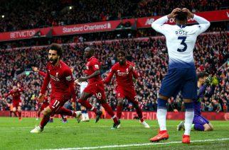 Liverpool bezsprzecznym królem końcówek spotkań w Premier League!