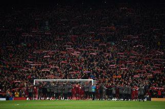 """Fani Liverpoolu oburzeni na komentatora. """"Brzmiał jakby komentował mecz towarzyski"""""""