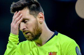 """Messi wytykany, Messi zły. """"Taką cenę płaci się za bycie najlepszym na świecie"""""""