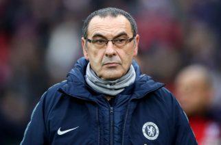Kolejny popis zarządu Chelsea. Maurizio Sarri opuści klub?!