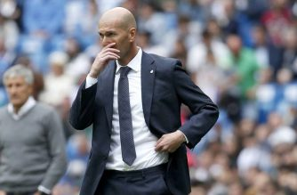 Sądne dni Zidane'a? Najbliższe mecze zadecydują o przyszłości!