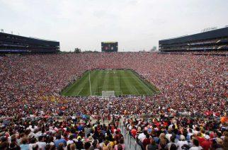 Michigan Stadium w Ann Arbor