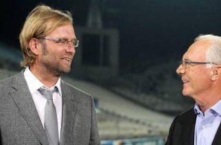 """Klopp w Bayernie? Beckenbauer: """"Nie pragnę niczego więcej"""""""
