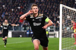 """""""De Ligt? Zrobiłem z nim to samo, co z Frenkiem"""". Holenderski """"korespondent"""" załatwi transfer do Barcelony?"""