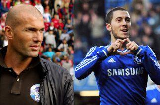 Eden Hazard – transfer, nad którym Zidane pracował… 10 lat