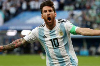 """Messi pionierem? Jako pierwszy Argentyńczyk może odcisnąć """"wieczny ślad"""" na Maracanie"""