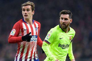 Griezmann daleko od Barcelony bo… Messi chce kogoś innego?