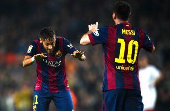 Neymar: Chcę ponownie grać z Messim. W przyszłym roku musimy to zrealizować