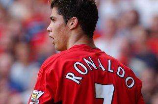 """Dekada od odejścia Cristiano Ronaldo. Klątwa """"siódemki"""" ma się w najlepsze"""