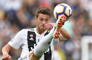 W Juventusie widać już rękę Sarriego? Daniele Rugani może doświadczyć niespotykanej sytuacji!