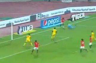 """Salah nie traci formy. Egipcjanin """"zakończył karierę"""" bramkarza [WIDEO]"""