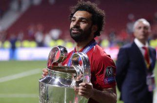 Bramka w finale zwieńczyła świetne dwa lata. Salah ma już trzy cyfry, lepszy tylko Messi