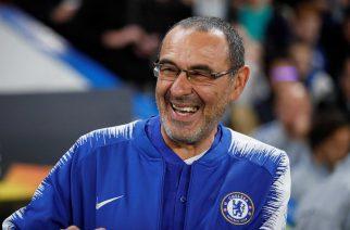"""Wpadka Chelsea. Kibice """"The Blues"""" wiedzieli o odejściu Sarriego nieco wcześniej!"""