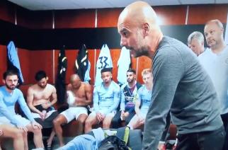 """Przemowa Guardioli w szatni po triumfie nad United: """"Mamy jeden problem panowie…"""""""