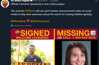 Genialna decyzja Romy. Przy ogłaszaniu transferów działają w słusznej sprawie!