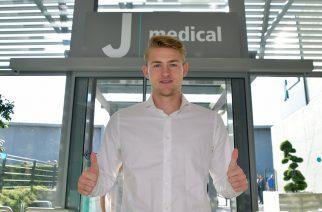 Dlaczego Juventus? Mino Raiola tłumaczy wybór Matthijsa de Ligta!