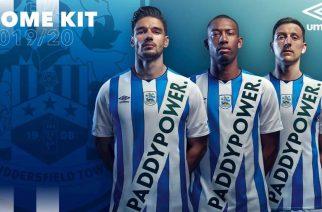Nowe koszulki Huddersfield to… chwyt marketingowy!