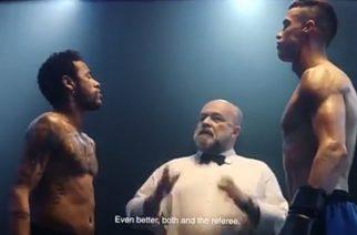 Starcie Neymara i Ronaldo w ringu? Fenomenalna zajawka z gwiazdami w roli głównej [WIDEO]