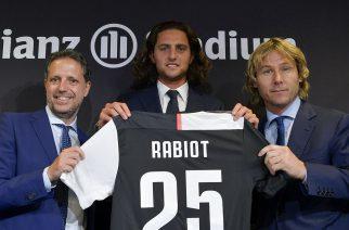 Adrien Rabiot nie wrócił do Turynu. Francuz chce wymusić transfer?