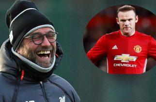 """Rooney gloryfikuje Kloppa. """"Jego jedynym błędem jest…"""""""