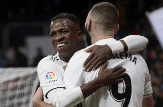 """Kiedy """"młody"""" ma trudne chwile – Vinicius zdradził, w jaki sposób Benzema mu pomógł"""