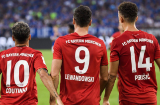 """Bayern o krok od wielkiego transferu! Lewy """"powitał"""" nowego gracza"""