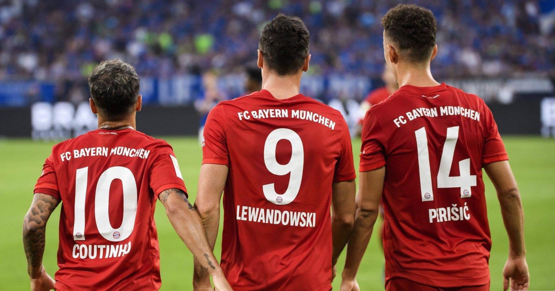 """""""Tyle to on ostatnio nawet na treningach nie strzelał"""" – Lewandowski znów zadziwia świat, a nawet kolegów"""