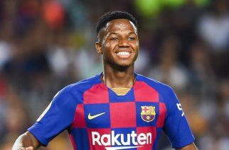 Kiedy chcesz zadebiutować na Camp Nou, ale musisz spytać rodziców. Ansu Fati – najszczęśliwszy dzieciak pod słońcem