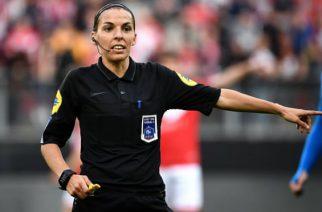 Kobieta głównym arbitrem Superpucharu Europy. Prezydent UEFA wyjaśnia decyzję