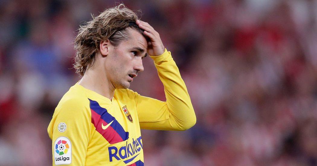 """Komitet zadecydował! Barcelona ukarana za """"nieprzepisowy"""" transfer Griezmanna"""