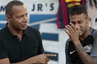 Ojciec Neymara ponownie kluczem. Prezydent Santosu zdradza dlaczego Brazylijczyk nie trafił do Realu