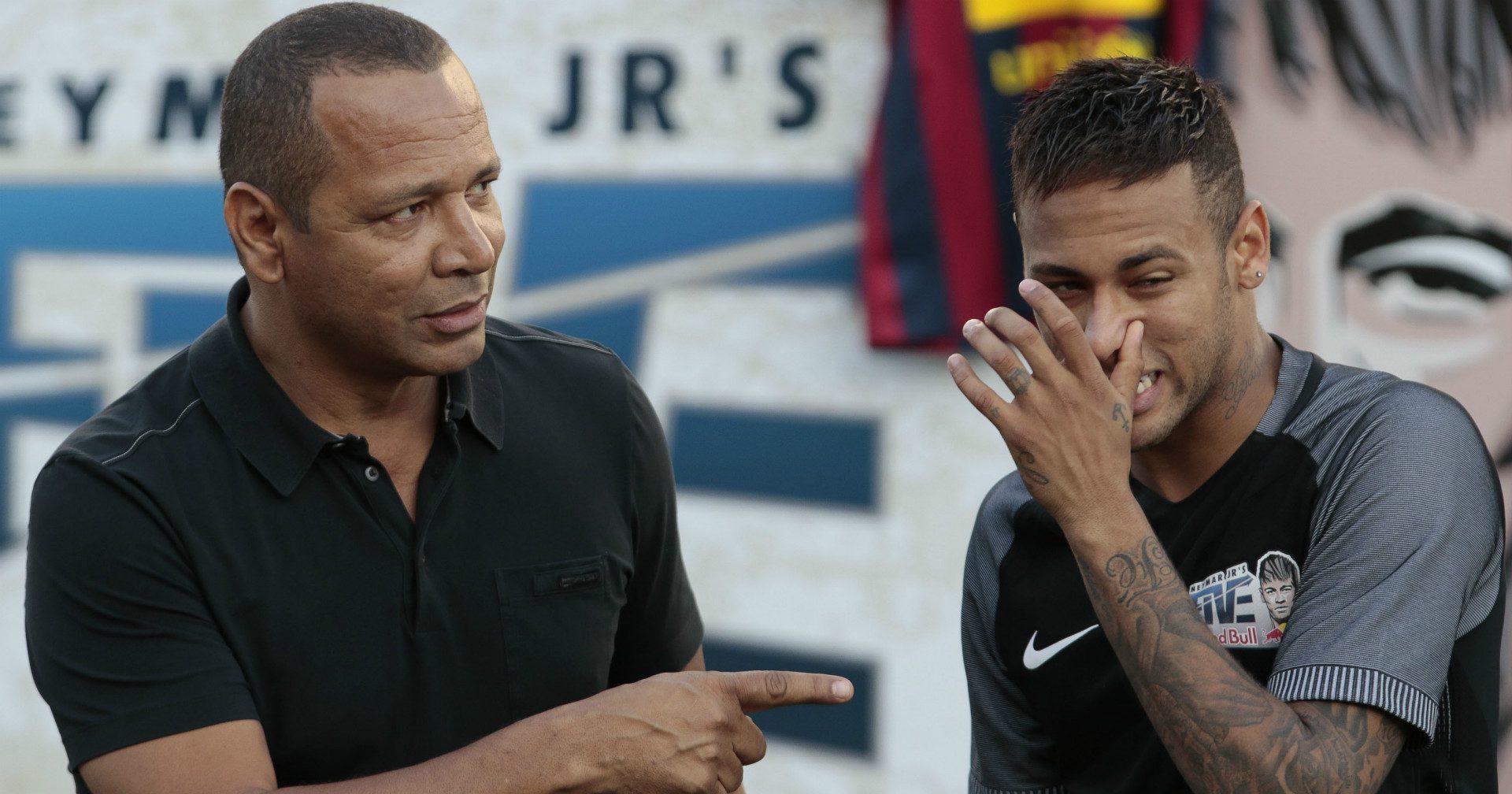 Neymar maszynką do pieniędzy? Nawet jego ojciec nie zostawia wątpliwości