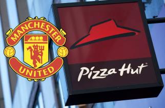 Pizza Hut ponownie drwi z Manchesteru United. Zabawne pytanie o rezerwację stolika zostało hitem internetu