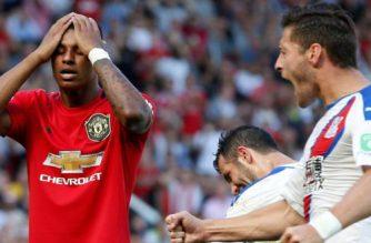Liverpool królem końcówek 1. połowy, United dobrze tylko zaczyna, czyli bramki w meczach angielskich drużyn