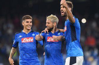 Napoli ponownie triumfuje na własnym stadionie w meczu z Liverpoolem!