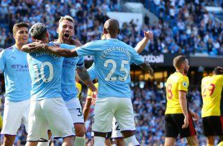 Najwyższe zwycięstwa w Premier League. Manchester City w czołówce po dwóch stronach barykady