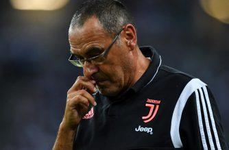 Juventus przestaje wierzyć w Sarriball
