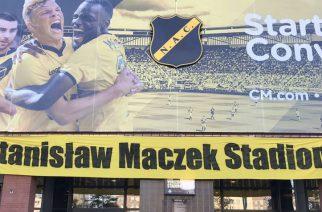 Cześć i chwała! NAC Breda uczciła pamięć polskiego bohatera, wyzwoliciela miasta