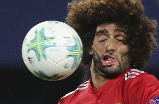 Fellaini o głównym problemie Manchesteru United. Ameryki nie odkrył, ale czy ma rację?