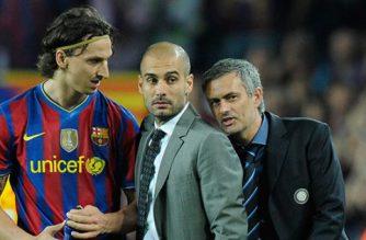 """""""Guardiola się przede mną ukrywał"""" – Zlatan wspomina zabawną sytuację z Barcelony"""