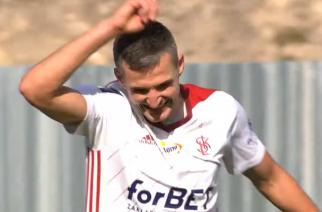 Napastnik ŁKS-u zdobył pierwszego hat-tricka w karierze