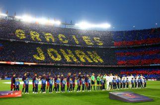 Padła propozycja. Najbliższe El Clasico nie zostanie rozegrane na Camp Nou?