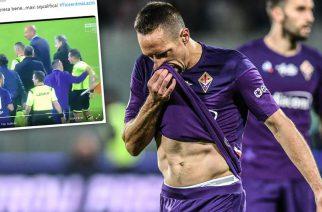 """Franck """"Zadzior"""" Ribery powrócił. Francuza czeka dłuższa dyskwalifikacja?"""