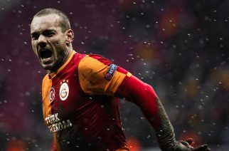 Wesley Sneijder mocno odleciał? Gdyby mu się chciało, to byłby najlepszym piłkarzem na świecie!
