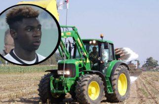 Wojna o traktory trwa w najlepsze. Ojciec Keana ostro o Juventusie i Raioli